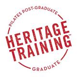 """Studio Corps & Esprit à Cholet - Diplôme """"Heritage Training"""""""