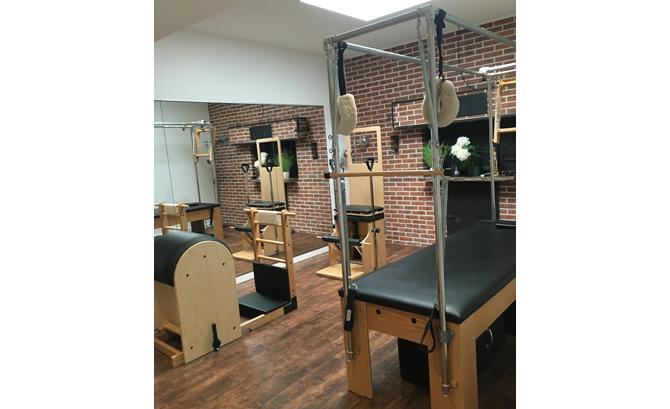 Studio Pilates Corps & Esprit – Cholet – Intérieur #9
