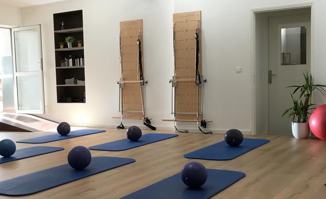 Studio Pilates Corps & Esprit – Cholet – Intérieur #7